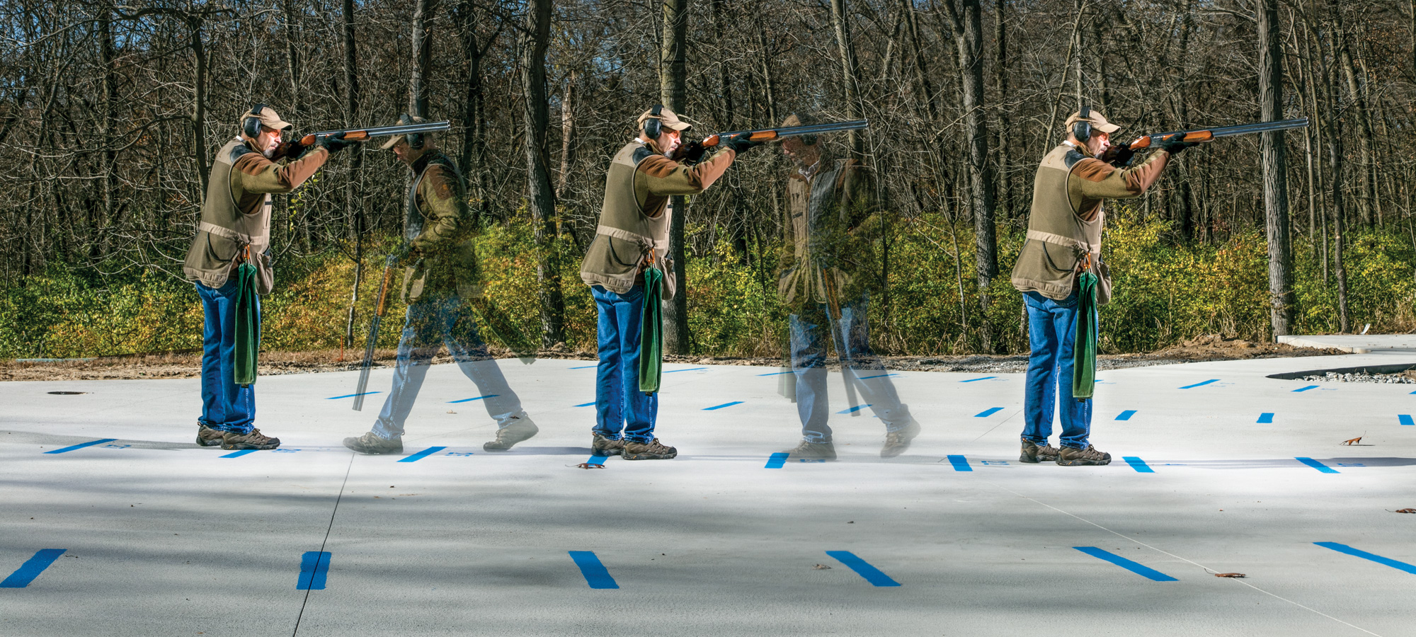 Shotguns: Eight Shooting Drills for Better Wingshooting