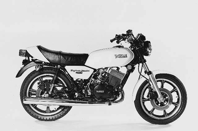 Two-Stroke Motorcycles | Yamaha RD350 | Motorcyclist