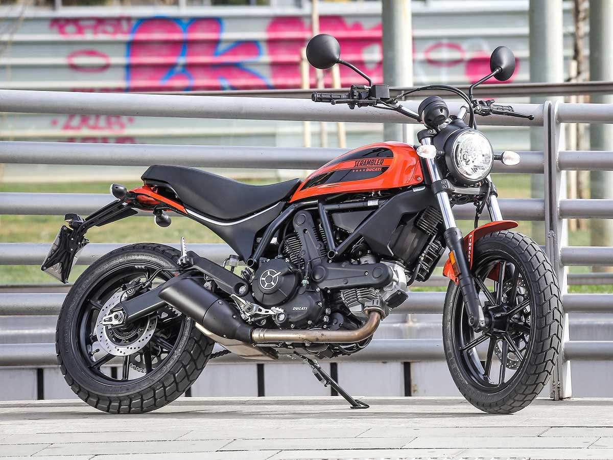 10 New Production Scramblers Available Now   Motorcycle Cruiser