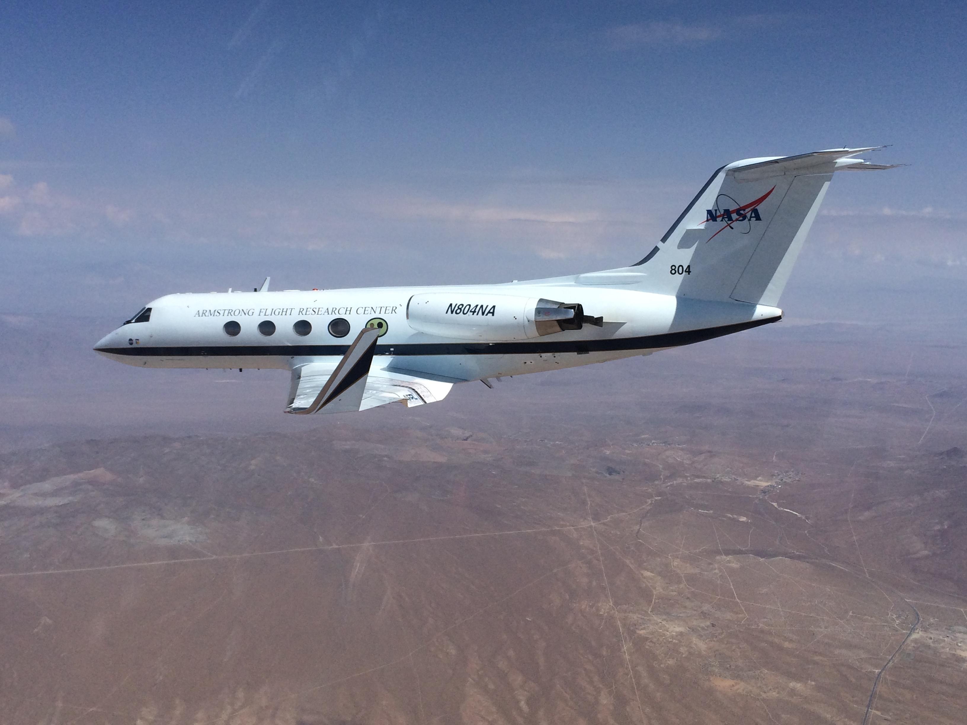 NASA's Shapeshifting Airplane Wings Pass Flight Tests