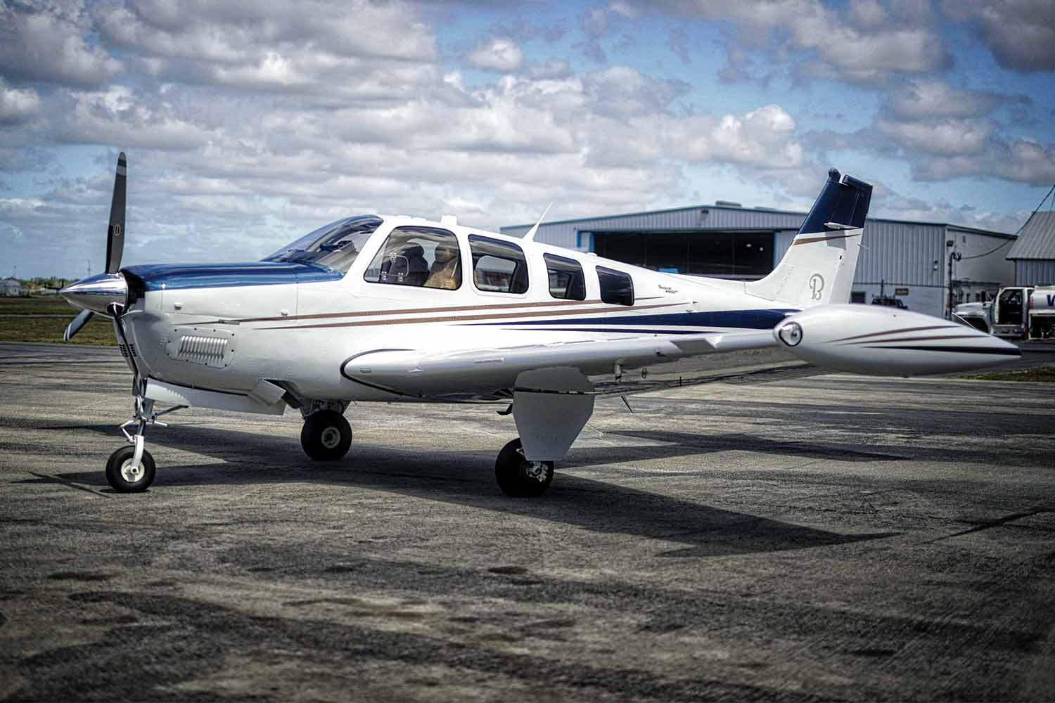 Best Used Six Seaters   Flying