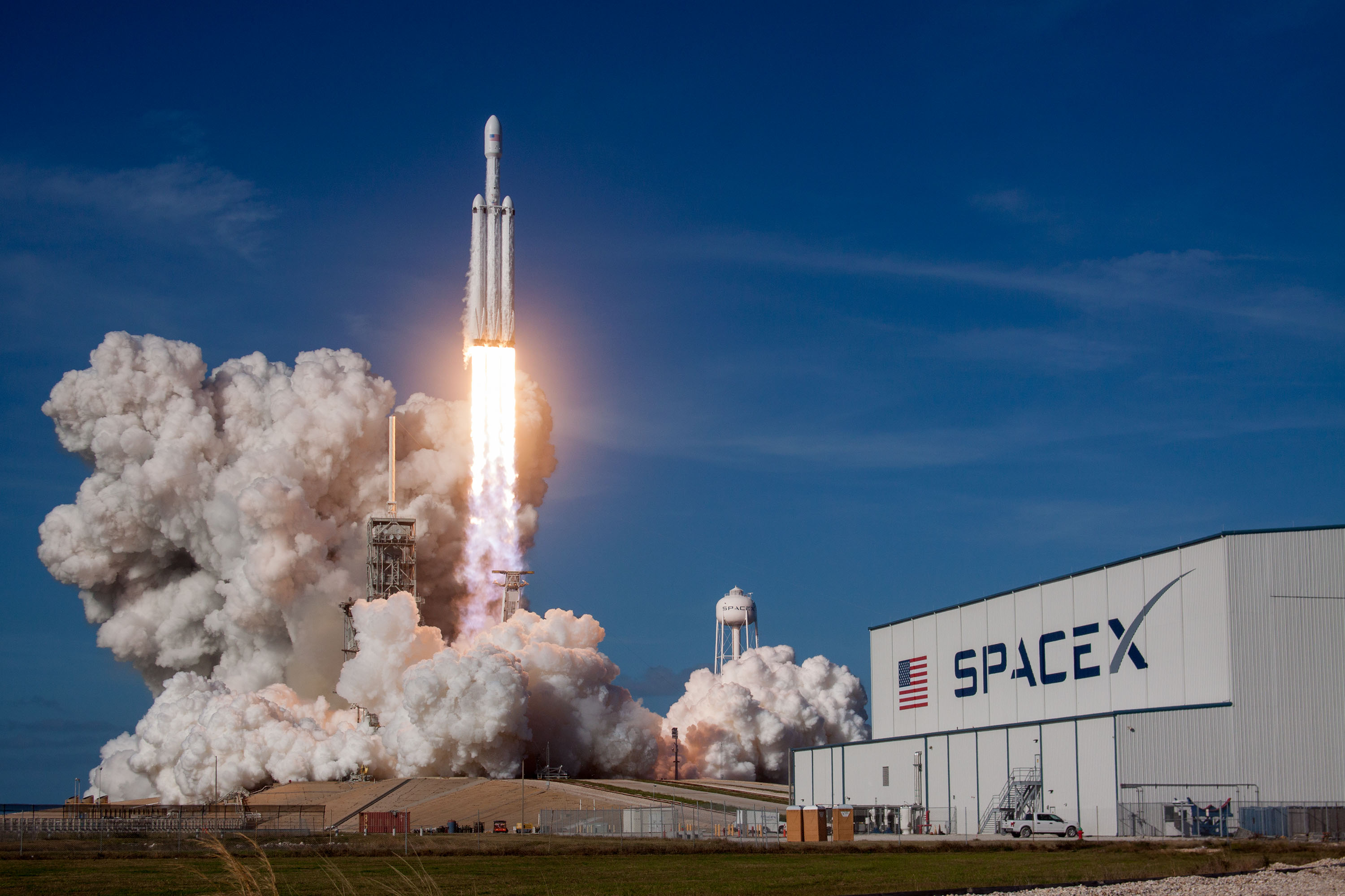 The next Falcon Heavy launch is arguably the most exciting one to date