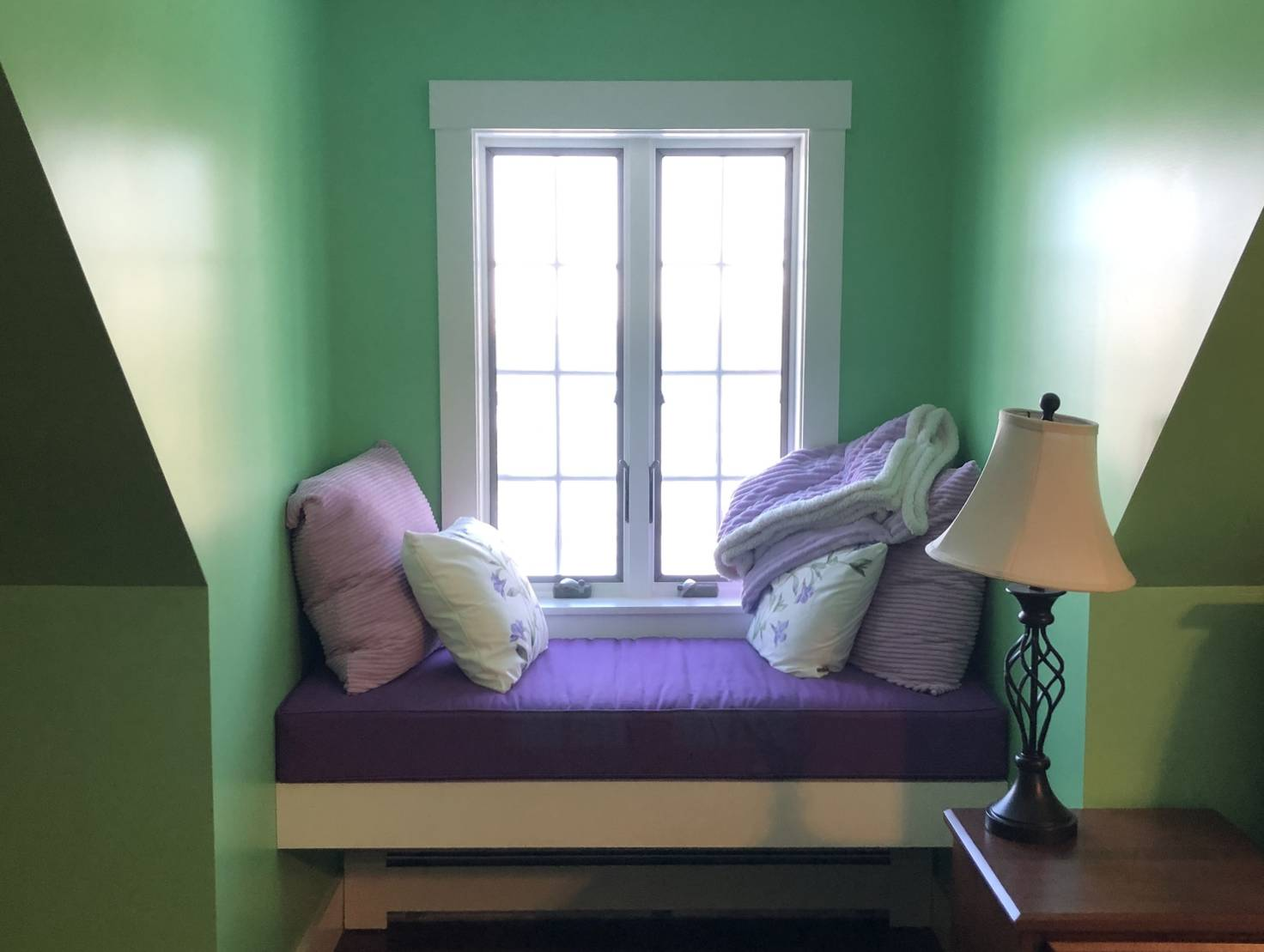 Upgrade your home with a cozy window seat