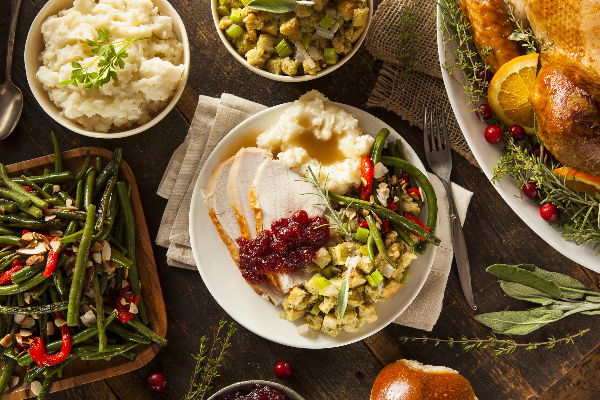 Gear up and cook the perfect Thanksgiving dinner