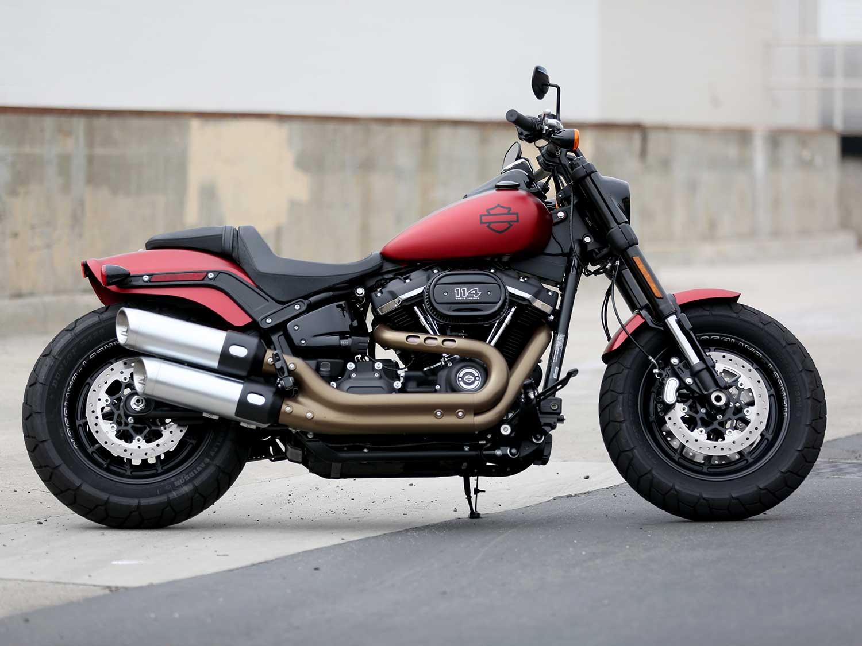 2020 Fat Bob Review.2019 Fat Bob 114 Walkaround And Gallery Motorcycle Cruiser