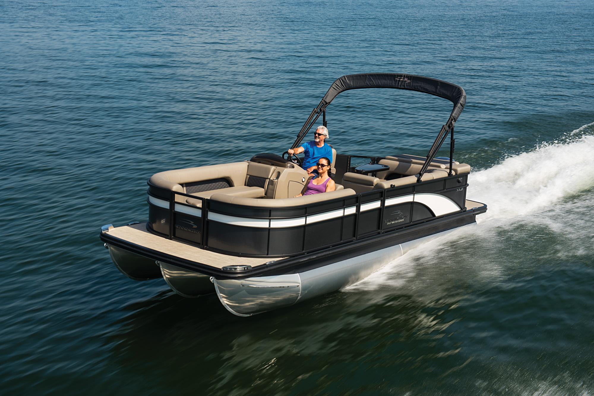 2018 Boat Buyers Guide Bennington 21 Slx Premium Boating