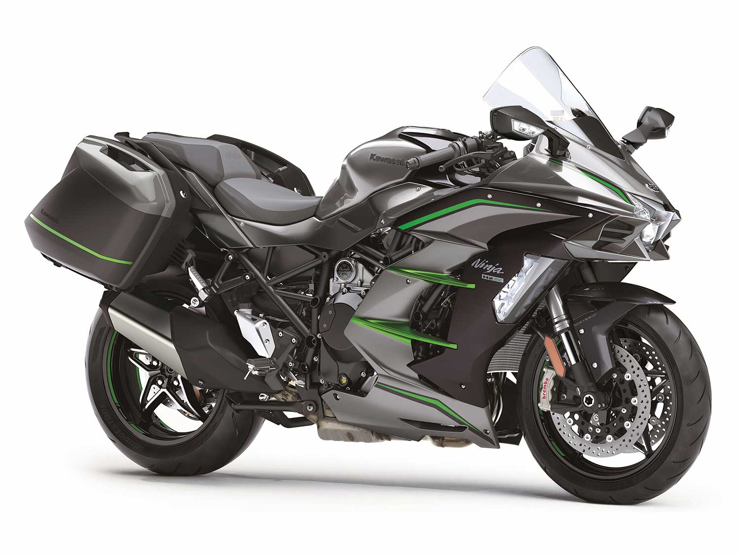 2019 Kawasaki Ninja H2 SX SE+ | Cycle World
