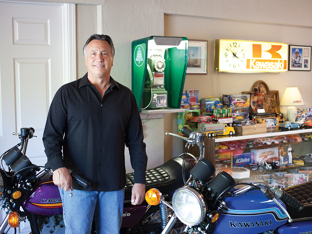 CLIC TWO-STROKE MOTORCYCLES: 1972 Kawasaki's Widowmaker ... on