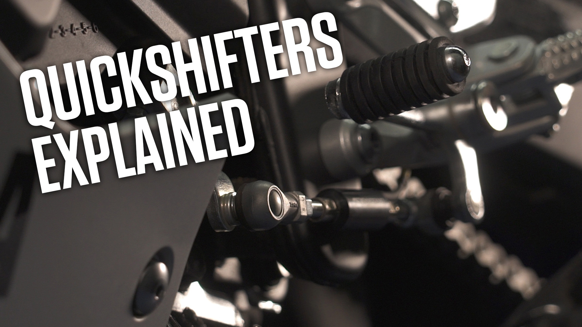 How Motorcycle Quickshifters Work Motorcyclist