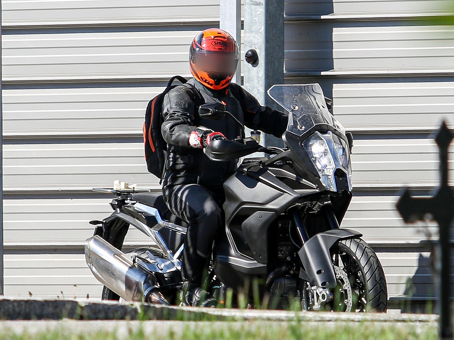 Honda Developing Direct-Injected Africa Twin | Cycle World