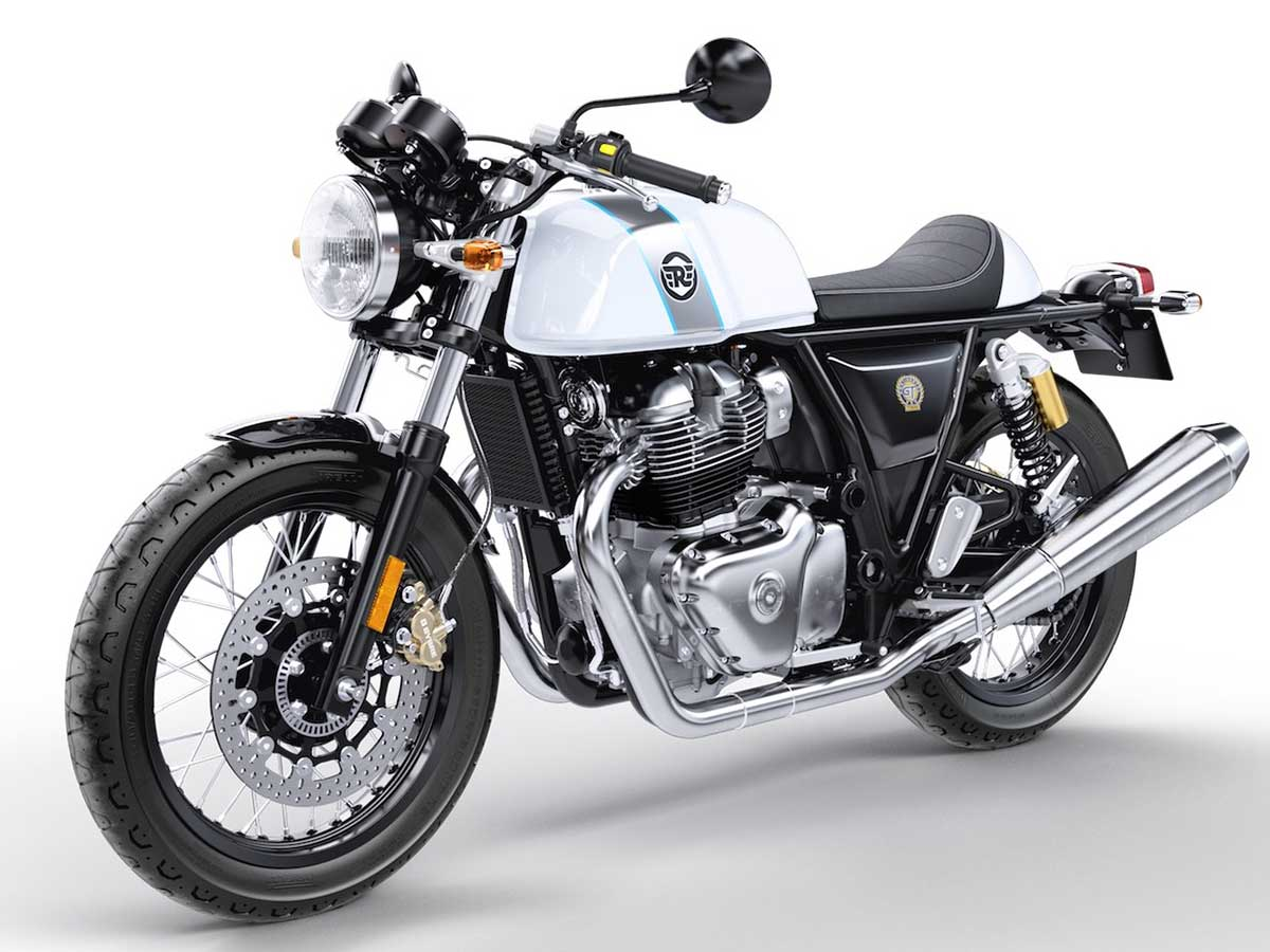 2019 Royal Enfield Continental Gt 650 Cycle World