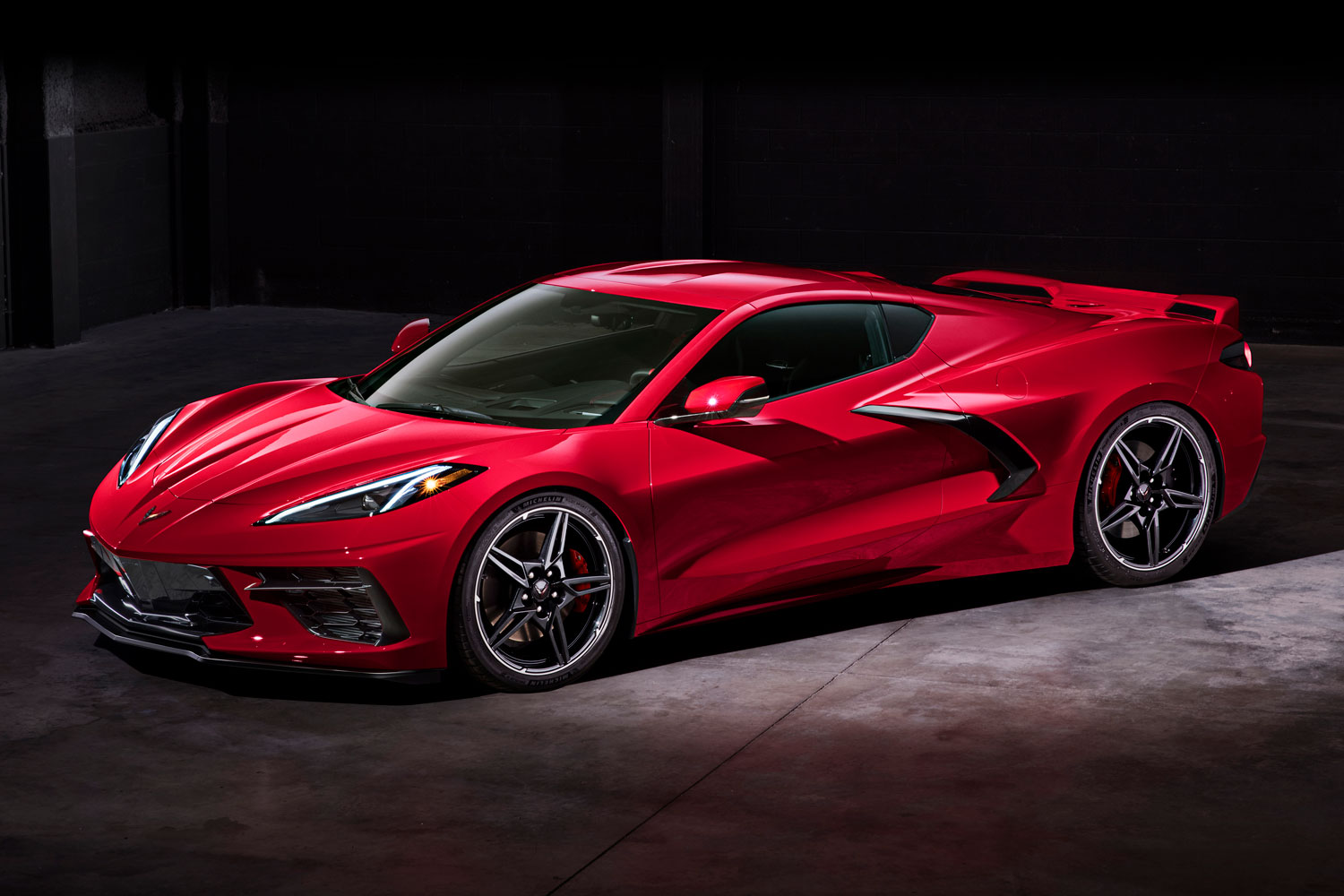 Chevrolet's first mid-engine Corvette is a $60,000 supercar