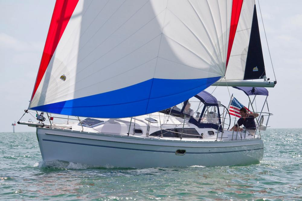 Experts' Pick: 25 Sailboats Under 40'   Cruising World