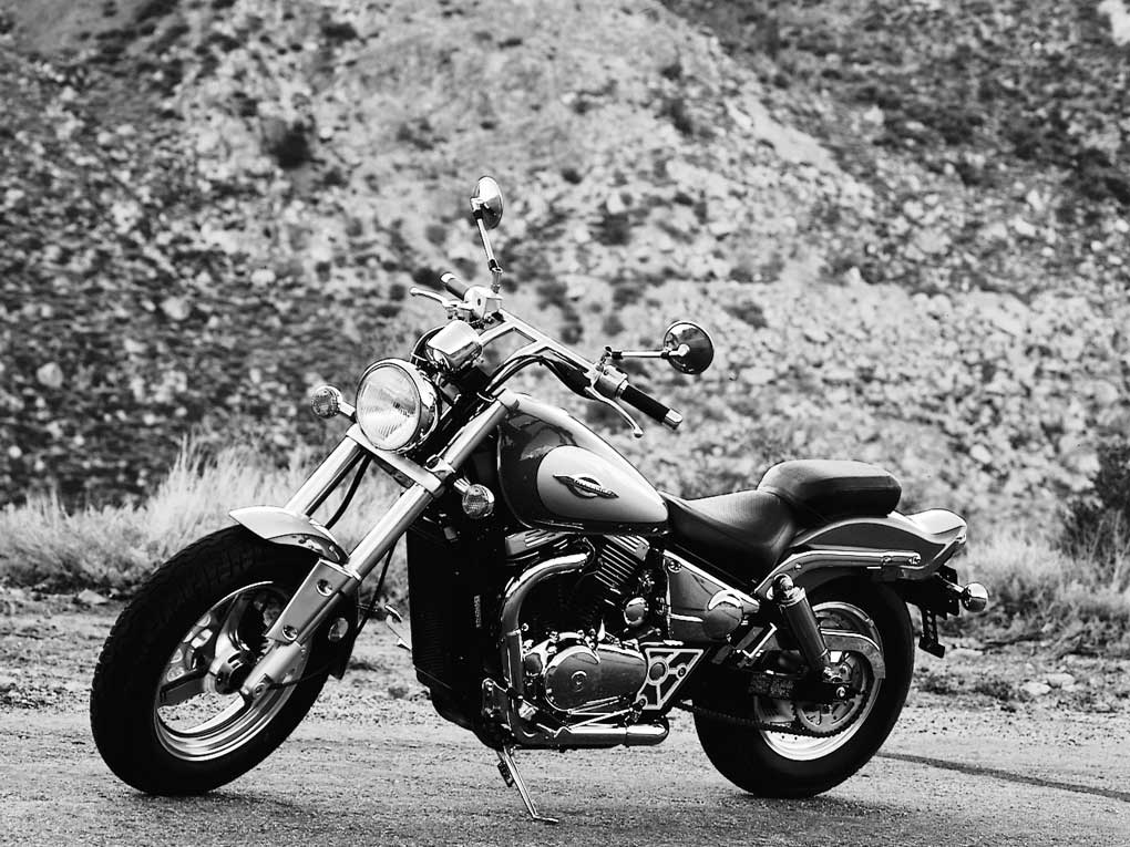 A 1997 Review of Suzuki's '97 Intruder 800 and Marauder from