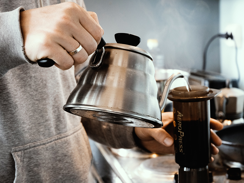 Espresso makers for people on a tight budget