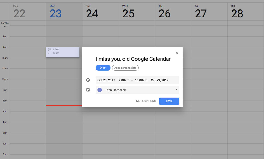 Last week in tech: Oh no, what happened to Google Calendar?