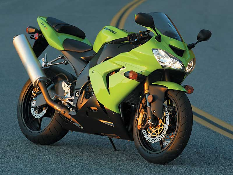 2004 Kawasaki ZX-10R Ninja | Road Test & Review | Motorcyclist