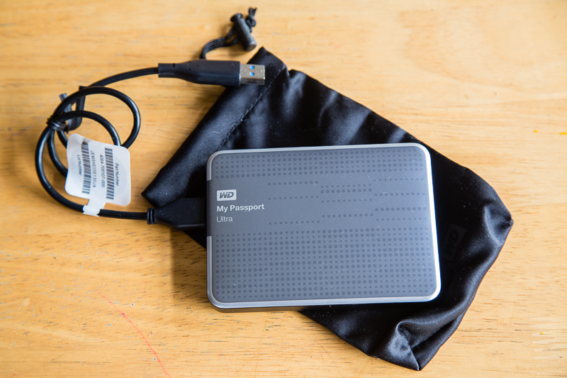 Western Digital My Passport Ultra Review | Popular Photography