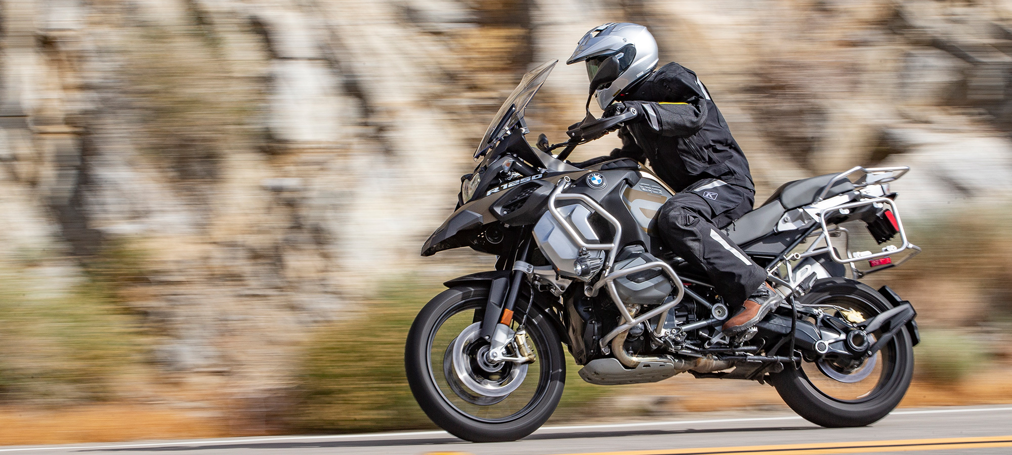 2019 Bmw R 1250 Gs Adventure Review Cycle World