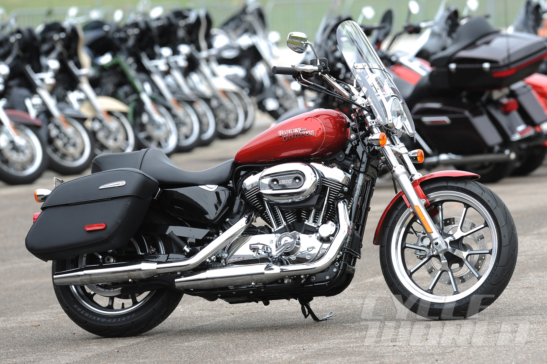 2014 Harley-Davidson XL1200T SuperLow- First Ride Review