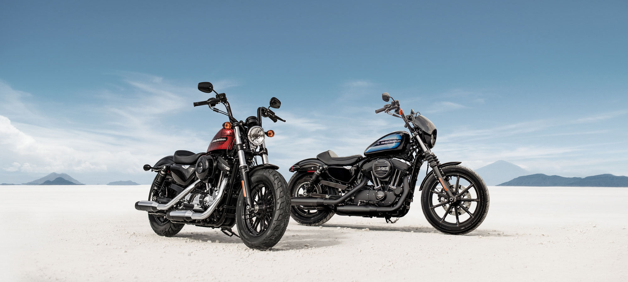What S Old Is New Again With Harley Davidson S Forty Eight Special And Iron 1200 Sportsters Cycle World