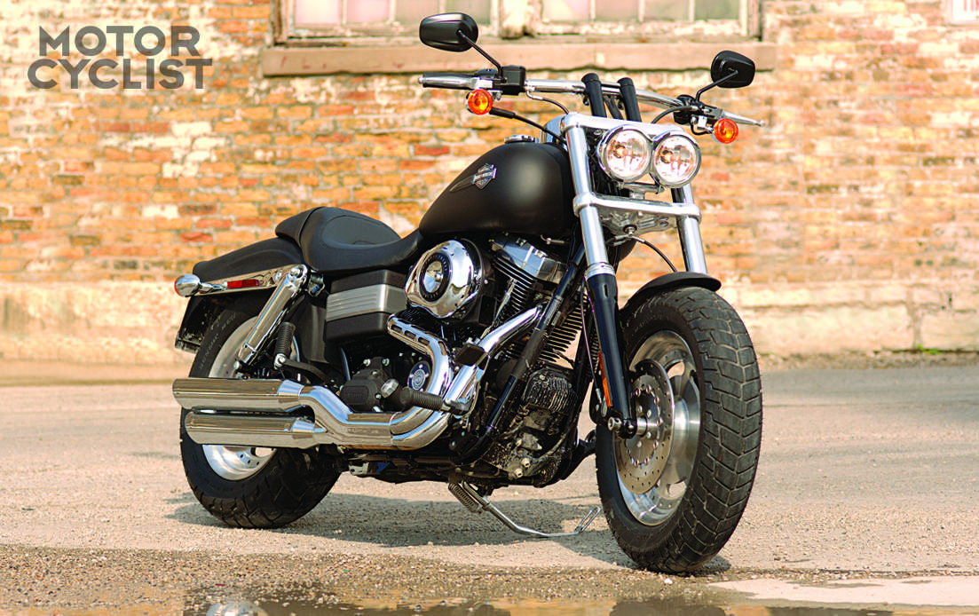 2008–2013 Harley-Davidson FXDF   SMART MONEY   Motorcyclist
