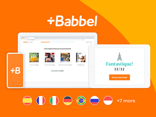 Get lifetime access to Babbel's language learning for just $149 | Popular  Science