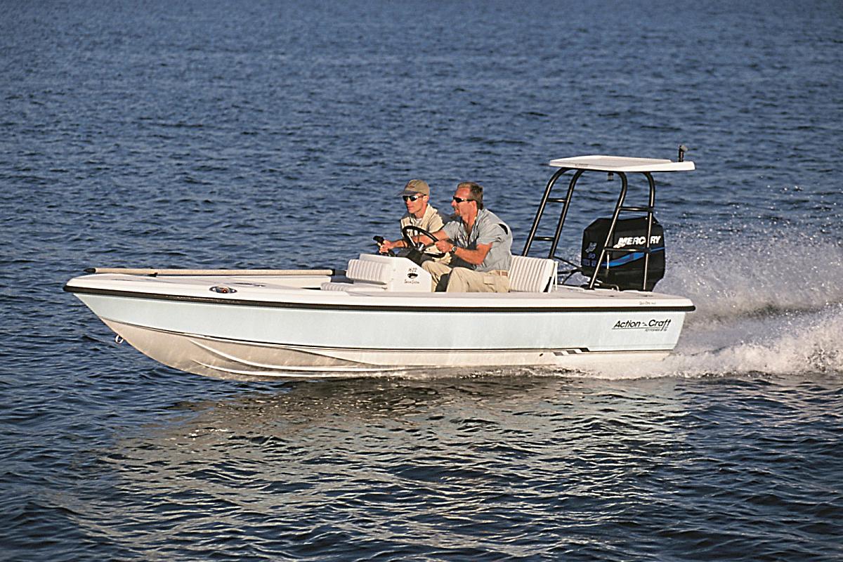 Best Flats Boats Shallow Water Boats Salt Water Sportsman