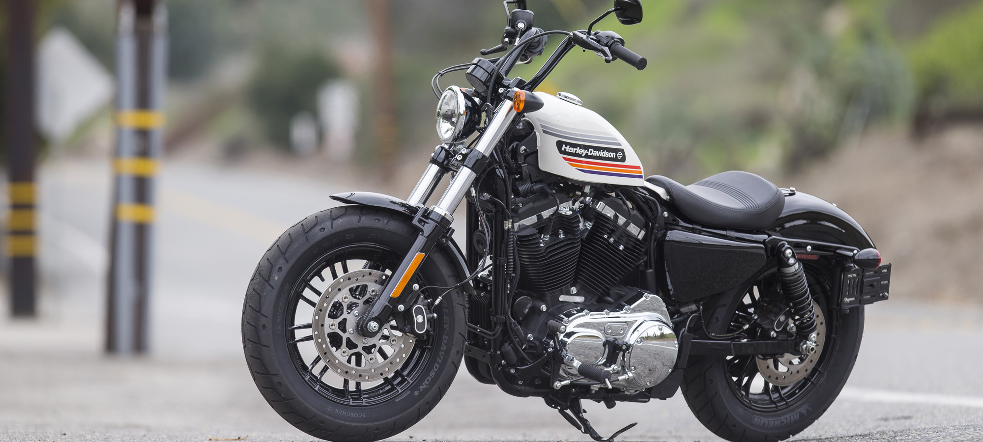 2018 Harley Davidson Forty Eight Special Cycle World