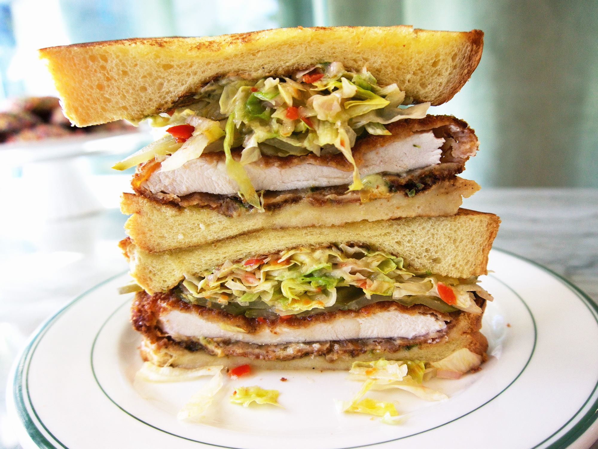 The Ultimate Chicken Schnitzel Sandwich Recipe Saveur