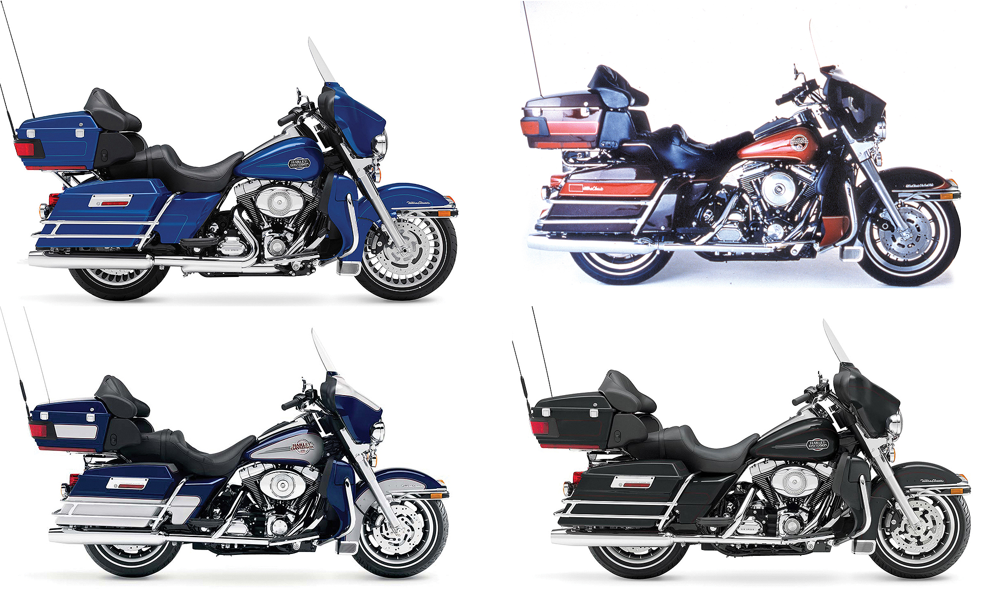 Buying A Used Harley Bagger | Motorcyclist