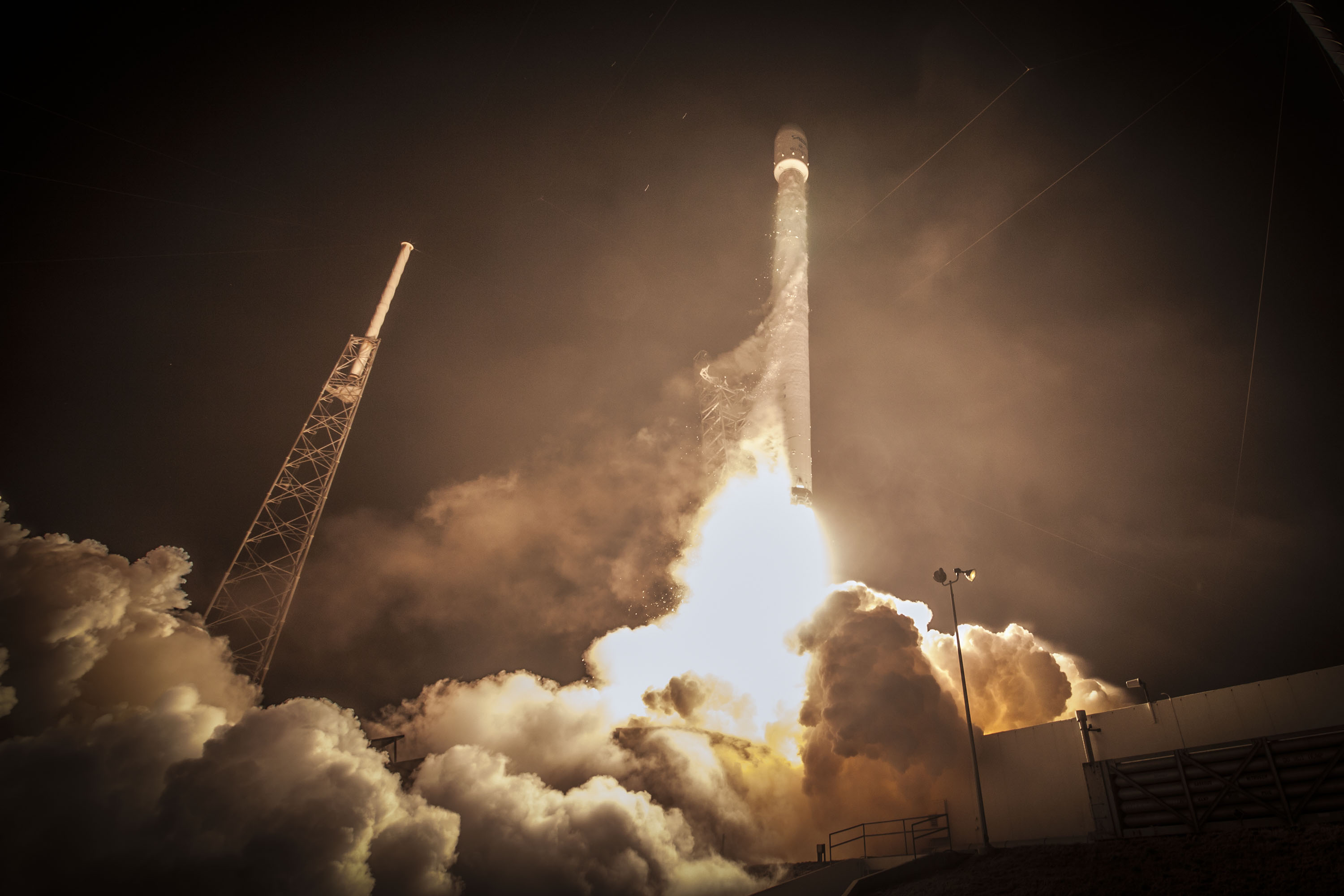 SpaceX To Attempt Revolutionary Falcon 9 Rocket Landing Today