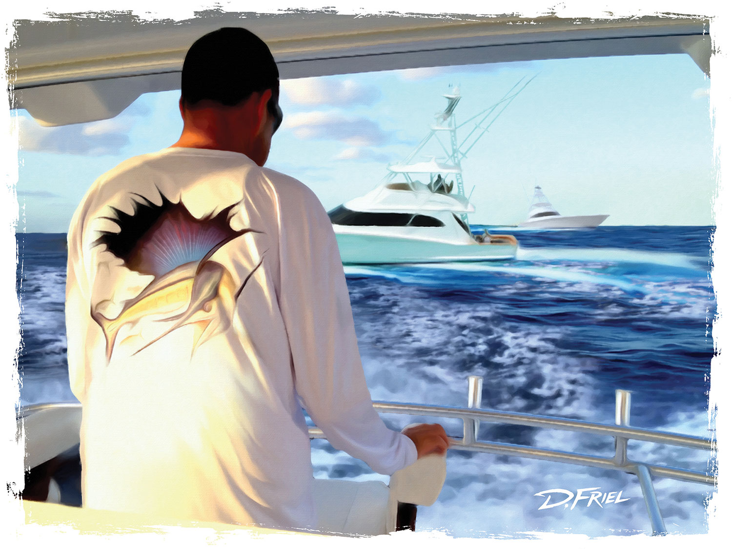 Inboard to Outboard for Offshore Fishing | Marlin Magazine