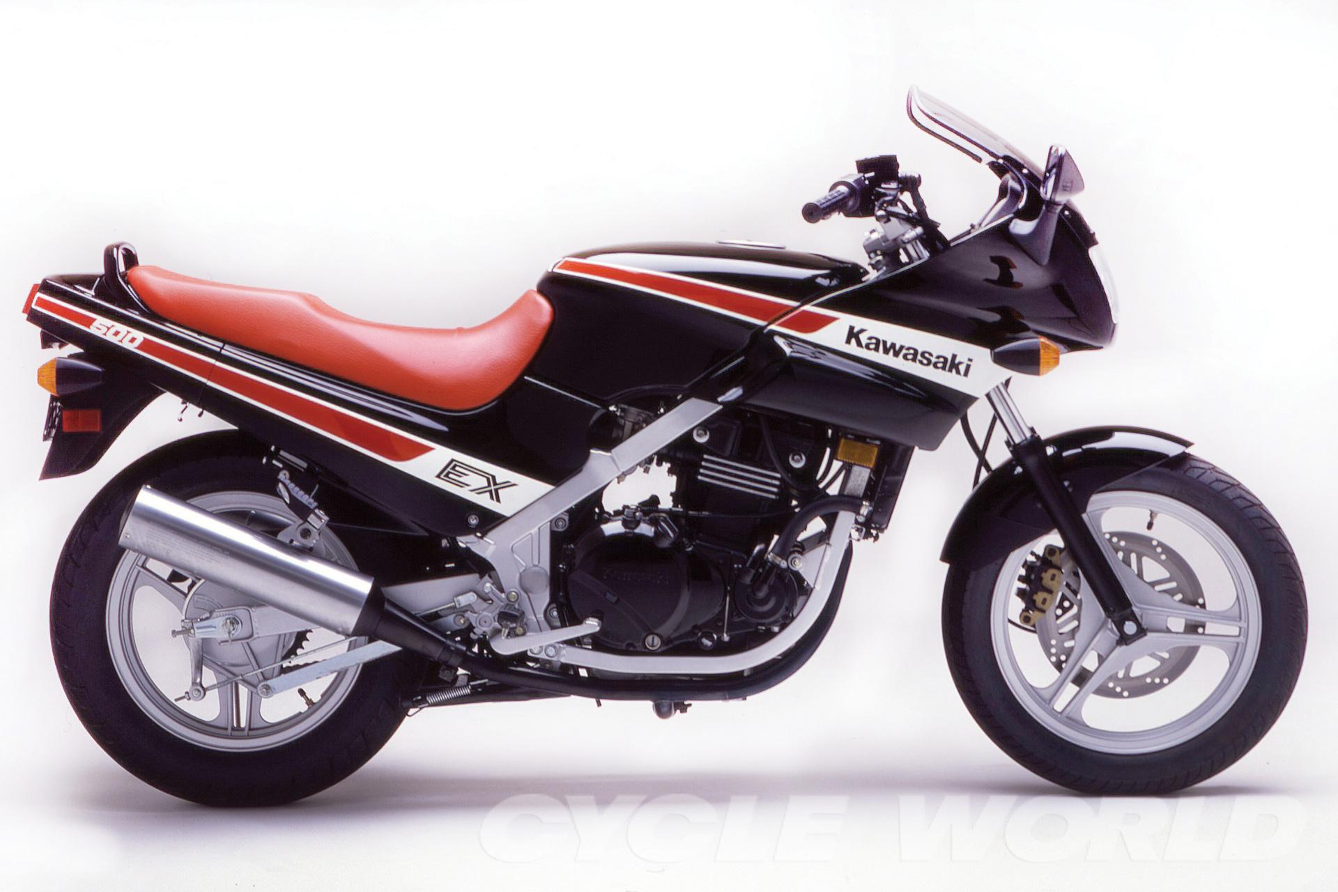 Best Used Bikes Kawasaki Ex500 Ninja 500r Best Motorcycle Streetbike Cycle World