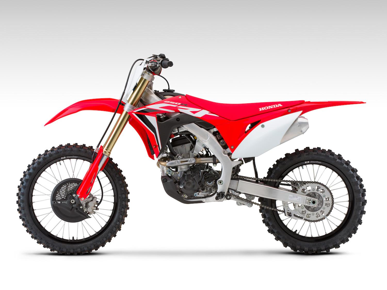 2020 Honda Crf250r Cycle World