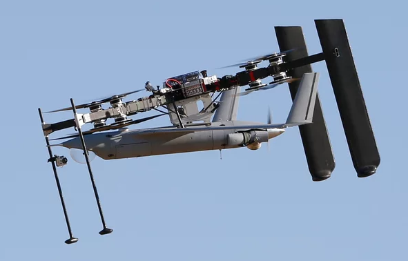 Quadcopter Launches ScanEagle Drones From Its Belly, Catches Them In Mid-Air [Video]