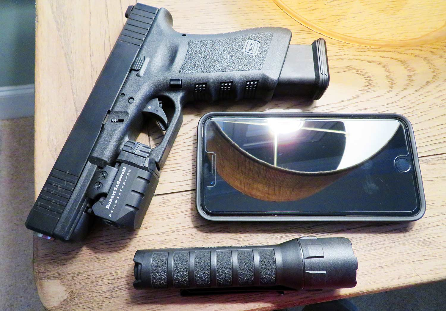 Lights and Lasers on Concealed Carry Guns?   Range 365