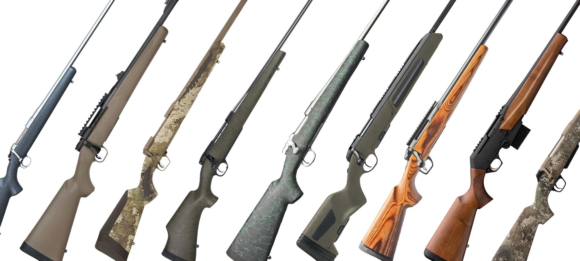 The Best New Hunting Rifles from the 2019 SHOT Show | Field