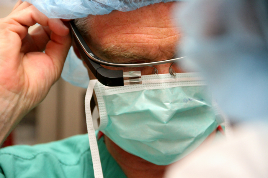 Google Glass: Surgery Tool Of The Future?