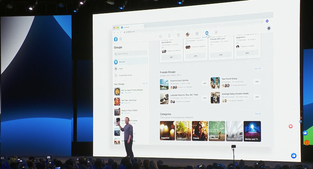 All the new features Facebook announced at the 2019 F8