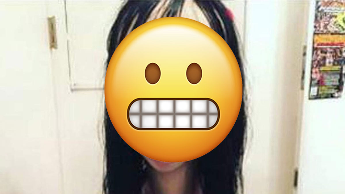 The scientific reason you find that Momo picture so creepy