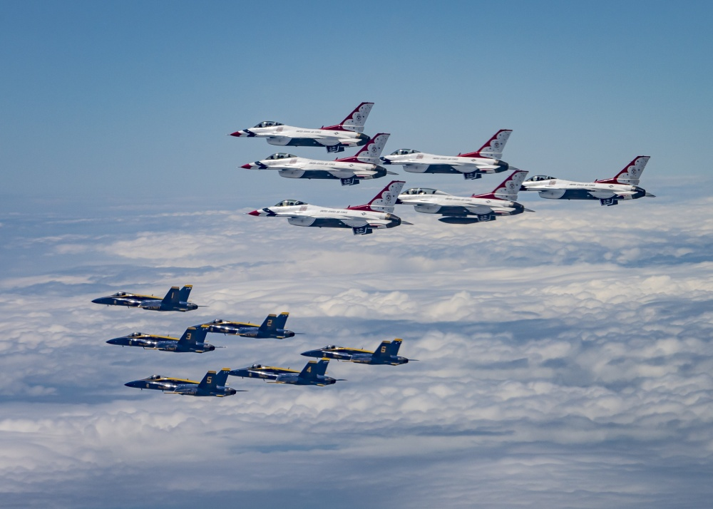 Everything To Know About The Fighter Jets In The America Strong