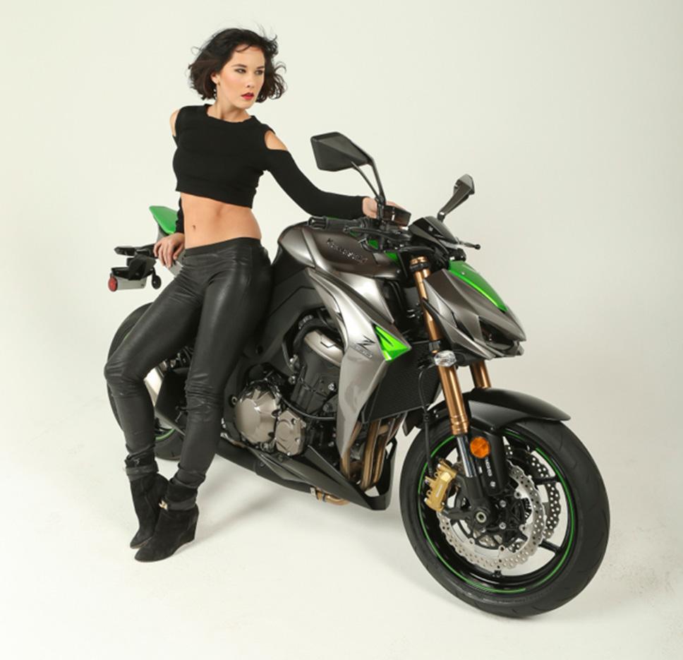 2014 Kawasaki Z1000 Motorcyclist