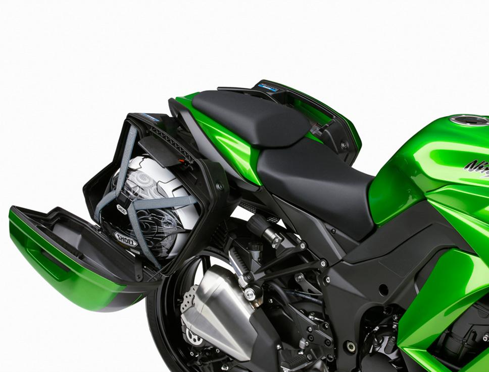 2014 Kawasaki Ninja 1000 ABS | FIRST RIDE | Motorcyclist