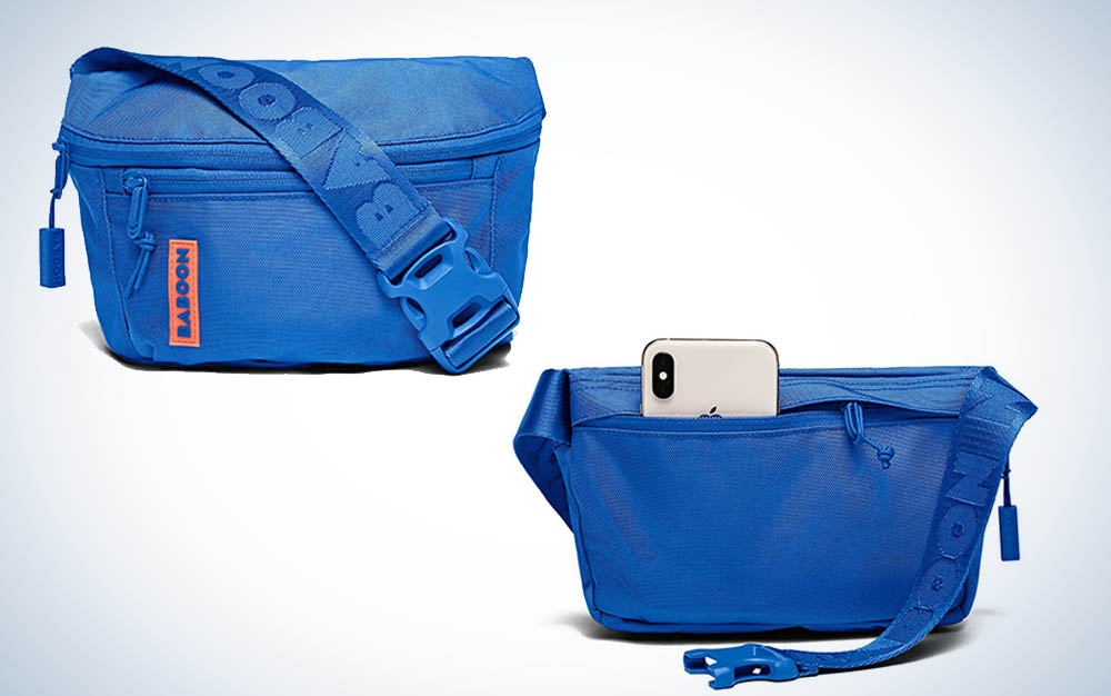 Six fanny packs to carry your humongous phones