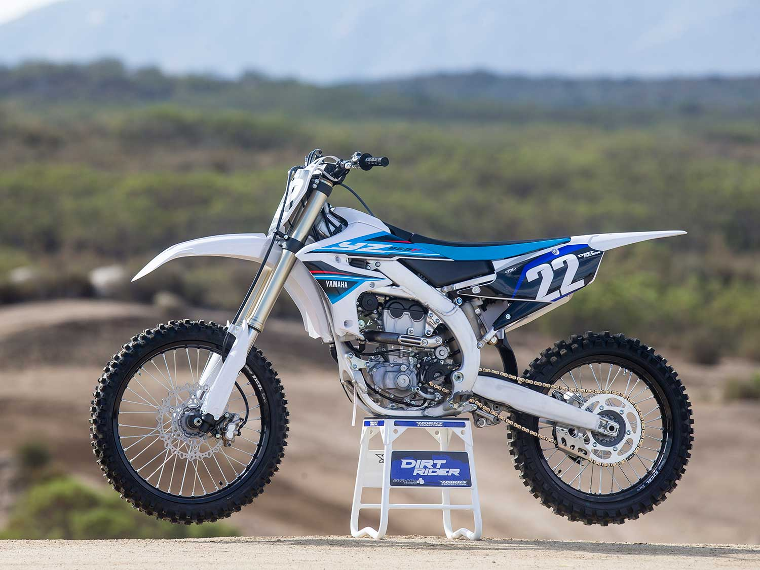 2019 Yamaha YZ250F First Ride Review   Dirt Rider