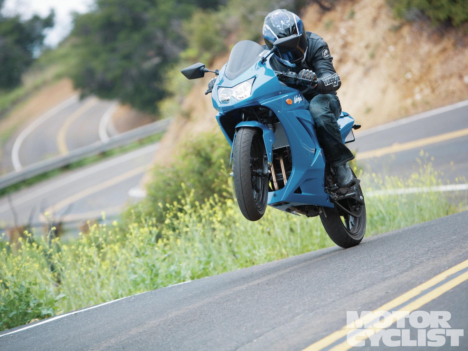 Kawasaki Ninja 250R: $1500 Streetbike Surgery | Motorcyclist