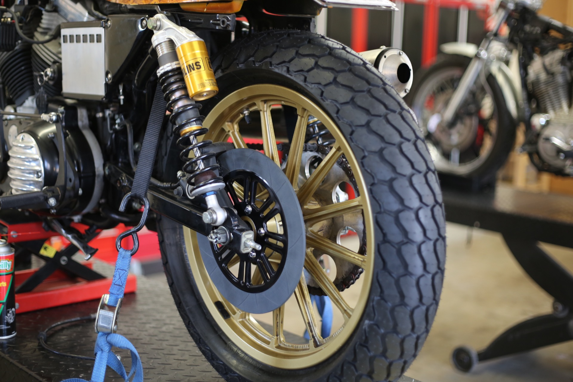 Making Your Sportster Stop | Motorcycle Cruiser