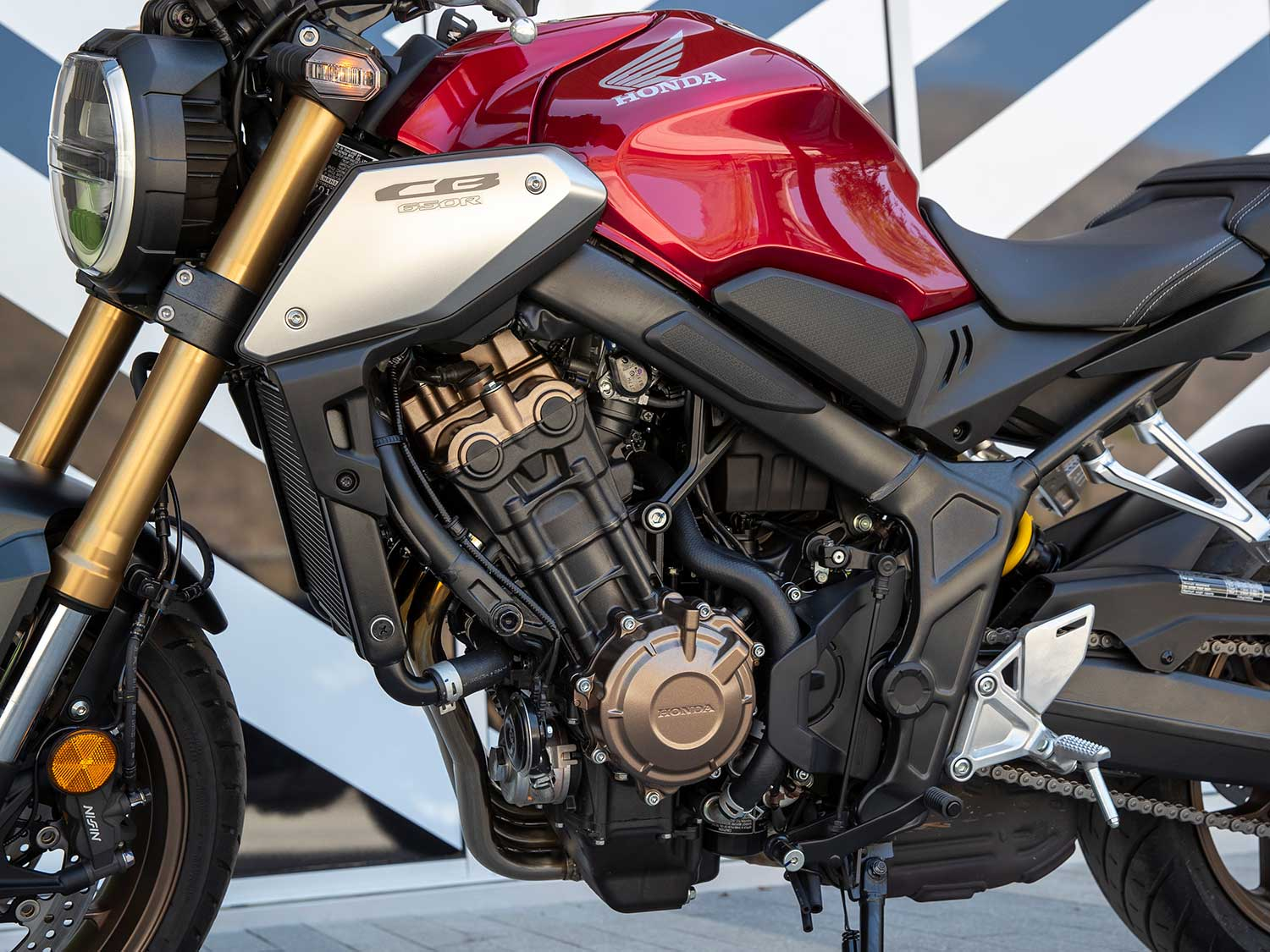 2019 Honda CB650R First Ride | Cycle World