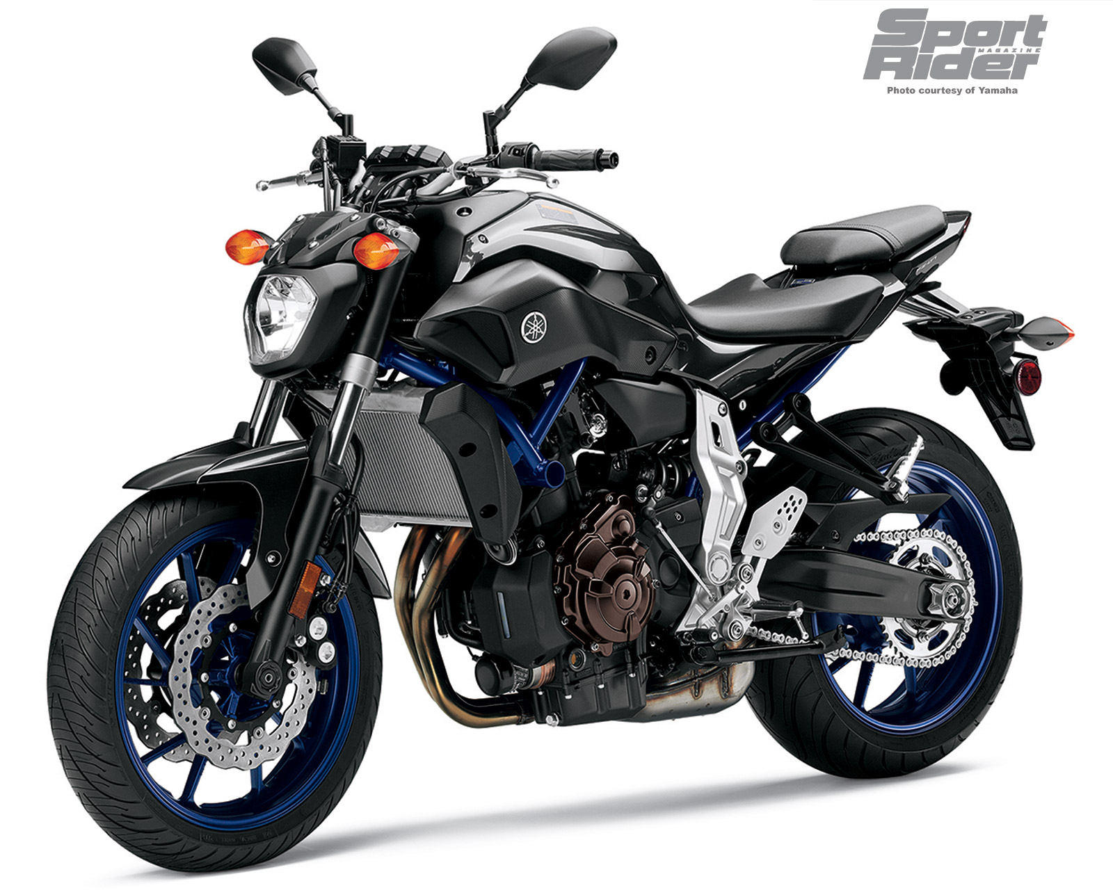 Photos: 2015 Yamaha FZ-07 First Look | Cycle World